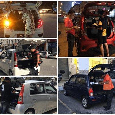 Kereta Sewa Shah Alam Oleh Sf Car Rental Agency