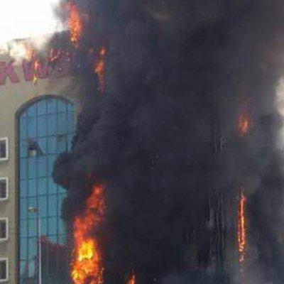 Kerosakan Hanya Di Luar Bangunan Kwsp