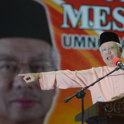Kes Najib Berkait 1mdb Hampir Lengkap Kata Dr Mahathir