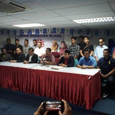 Ketua Armada Serta 30 Ahli Ppbm Klang Keluar Parti Masuk Umno