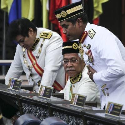 Khairy Jamaluddin Mohon Maaf