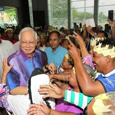 Khairy Kata Bodoh Najib Kata Tak
