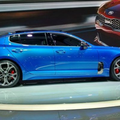 Kia Launches Nationwide Stinger Drive Experience
