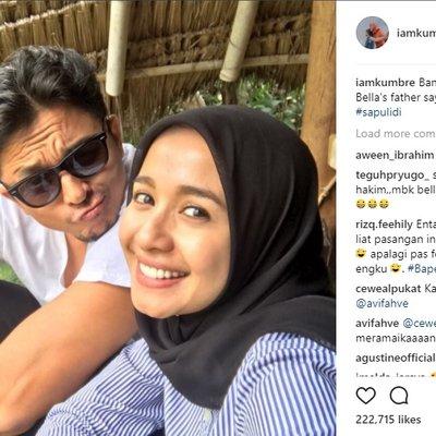 Kisah Cinta Bella Engku Emran Buat Netizen Terharu