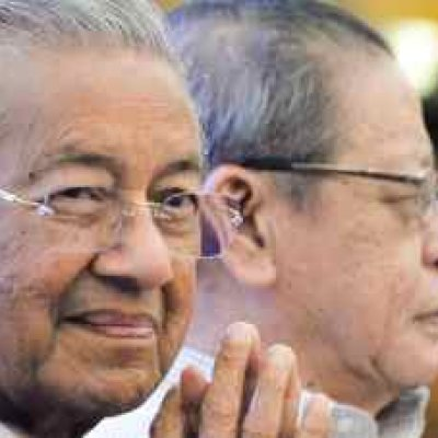 Kit Siang Lebih Wajar Tanya Dr Mahathir Sendiri