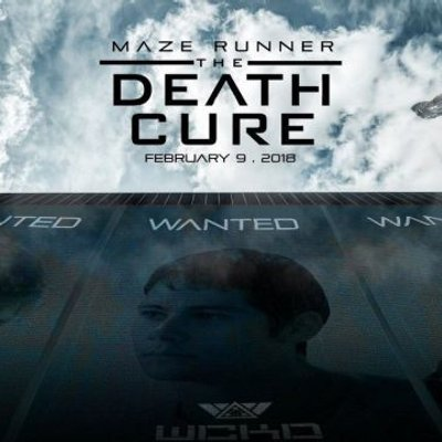 Klip Video Terbaru Maze Runner The Death Cure The Wall
