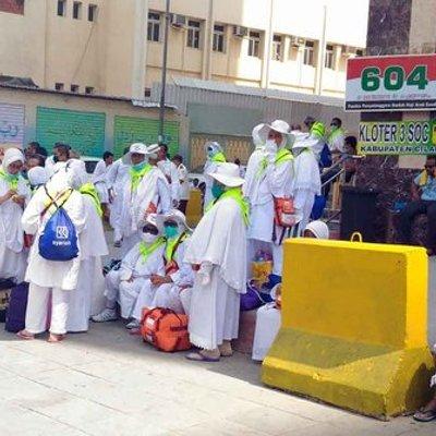 Kloter 1 Jemaah Haji Asal Banjarnegara Mendarat Di Solo