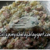 Kongsi Resepi Salad Kentang