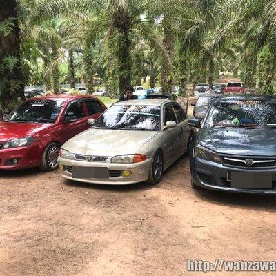 Konvoi Santai Dan Family Day Southern Wheel Iskandar Puteri Di Lata Sri Pulai Pekan Nenas Johor