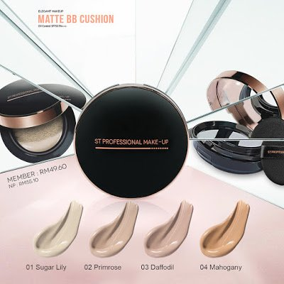 Kosmetik St Matte Bb Cushion