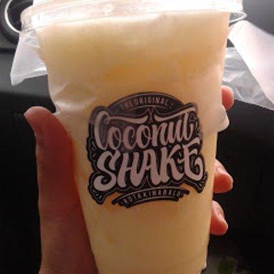 Kota Kinabalu Coconut Shake Original