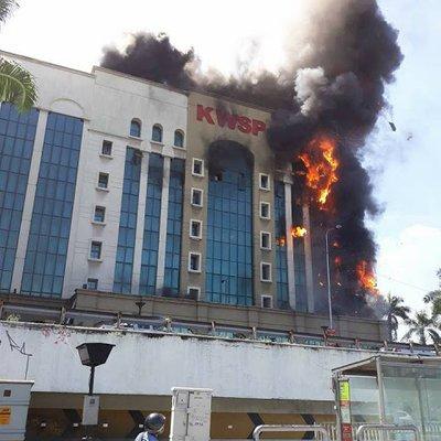 Kronologi Insiden Dan Punca Kebakaran Bangunan Kwsp