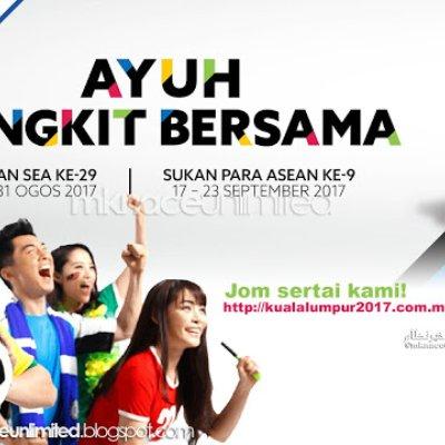 Kuala Lumpur 2017 Sukan Sea Ke 29 Dan Sukan Para Asean Ke 9