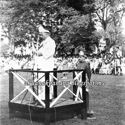 Kuantan Di Isytihar Sebagai Ibu Negeri Pahang 1955