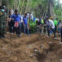 Kubur Besar Pelarian Di Temui Di Sempadan Malaysia Thailand