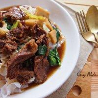 Kuey Teow Daging Lada Hitam
