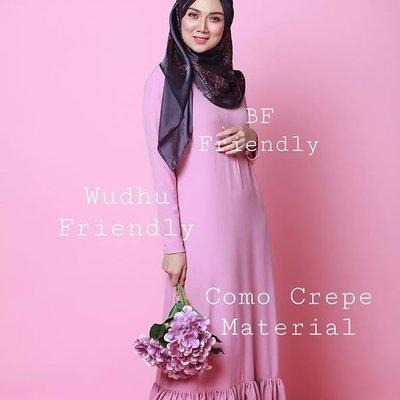 Lanafira Gedung Online Fesyen Muslimah Terkini