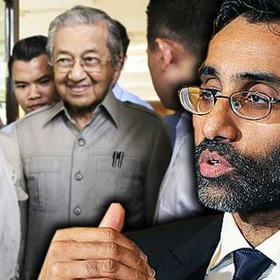 Lawyer Prisons Has Discretion To Allow Dr M To Visit Anwar