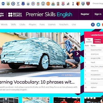 learning english teens