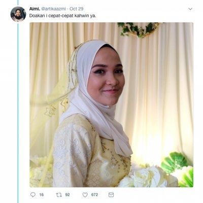 Lebih 8k Retweet Kisah Menarik Perigi Cari Timba Gadis Ini Tarik Perhatian Netizen