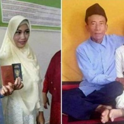 Lelaki 57 Tahun Kahwin Remaja 18 Tahun Normal Je Tapi Hanya Viral Bila Dia Kata