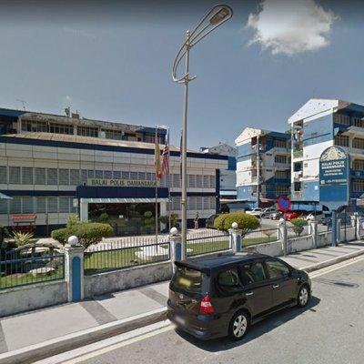 Lelaki Bunuh Kekasih Bawa Mayat Ke Balai Polis Damansara