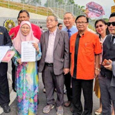 Lepas Jumpa Arul Kanda Pas Bagi Cop Mohon Kepada Najib
