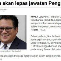 Lihatlah Najib Dan Zahid Hamidi Masuk Jerat Sendiri