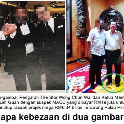 Lim Guan Eng Berhujah Macam Pak Pandir Bukan Anak Kita Sahaja Mati