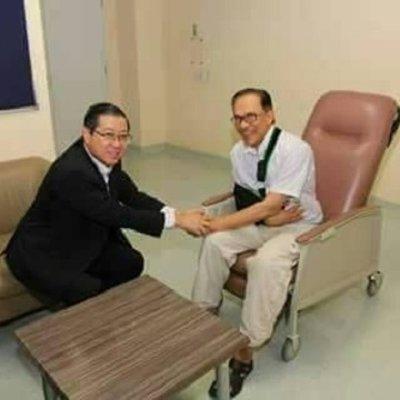 Lim Guan Eng Lawat Anwar Bincang Isu Pru