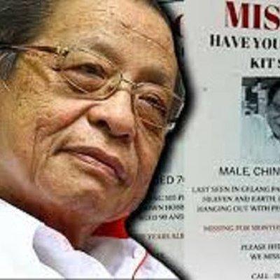 Lim Kit Siang Hilang Lagi Orang Yang Bodoh Saja Undi Mereka Ini