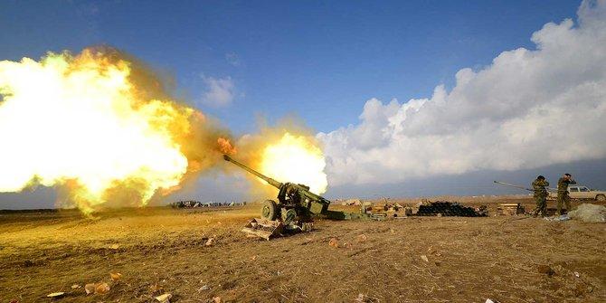 Lima Komandan Isis Dilaporkan Tewas Akibat Gempuran Jet Tempur Irak