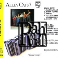 Lirik Lagu Nota Terakhir Alleycats