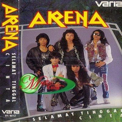 Lirik Lagu Selamat Tinggal Cinta Arena