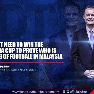 Luar Negara Tahu Siapa Raja Bola Sepak Malaysia