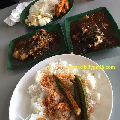 Lunch Di Ikan Bakar Tanglin Kuala Lumpur