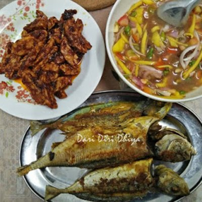Lunch Menu For Dinner