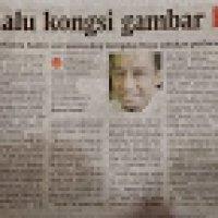 Mahathir Diancam Saman Rm50 Billion Kah Kah Kah