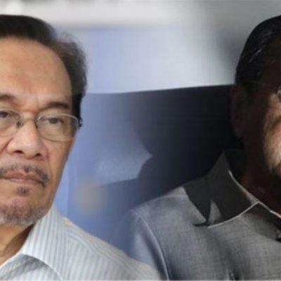Mahathir Dipergunakan Anwar Diketepikan