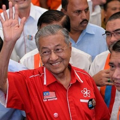 Mahathir Father Of All U Turns