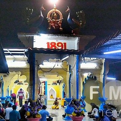 Mahathir Gave The Instruction 147 Year Old Temple Need Not Relocate Selangor To Take Over Land Says Report