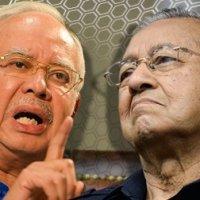 Mahathir Menyerang Kerana Proksi
