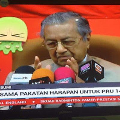 Mahathir Nak Tiru Bn Cara Dap Tak Boleh Menang