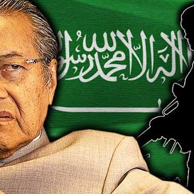 Mahathir Saudi Arabia Not Appropriate Partner To Counter Terrorism