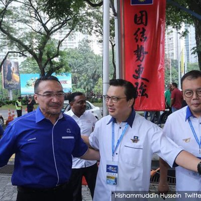 Mahathir The Man Bn Fears The Most