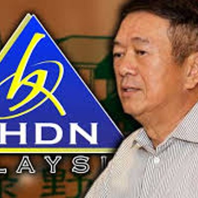 Mahathir Upset Lhdn Going After His Business Partner