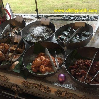 Makan Makan Sempena Krismas Dan Sambutan Tahun Baru Di Hotel Istana Kuala Lumpur