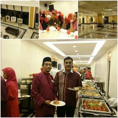 Makan Sampai Kenyang Hotel Perdana Kota Bharu