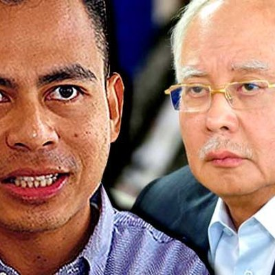 Makin Sawan Mahathir Dengan Najib