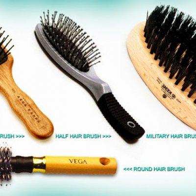 Malas Cuci Sikat Rambut Cara Mudah Cucikan Sikat Rambut